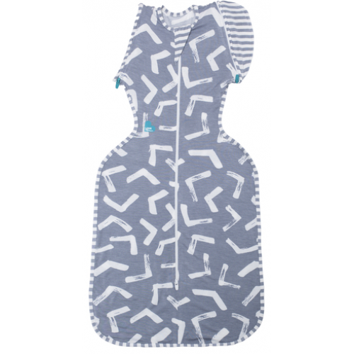 Love to Dream Swaddle Up 50/50 Bamboo Grey